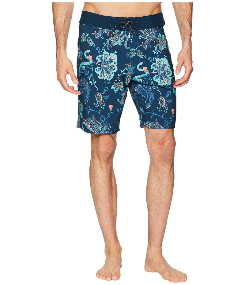 ビラボン メンズ ハーフパンツ・ショーツ 水着 Sundays X Boardshorts Blue
