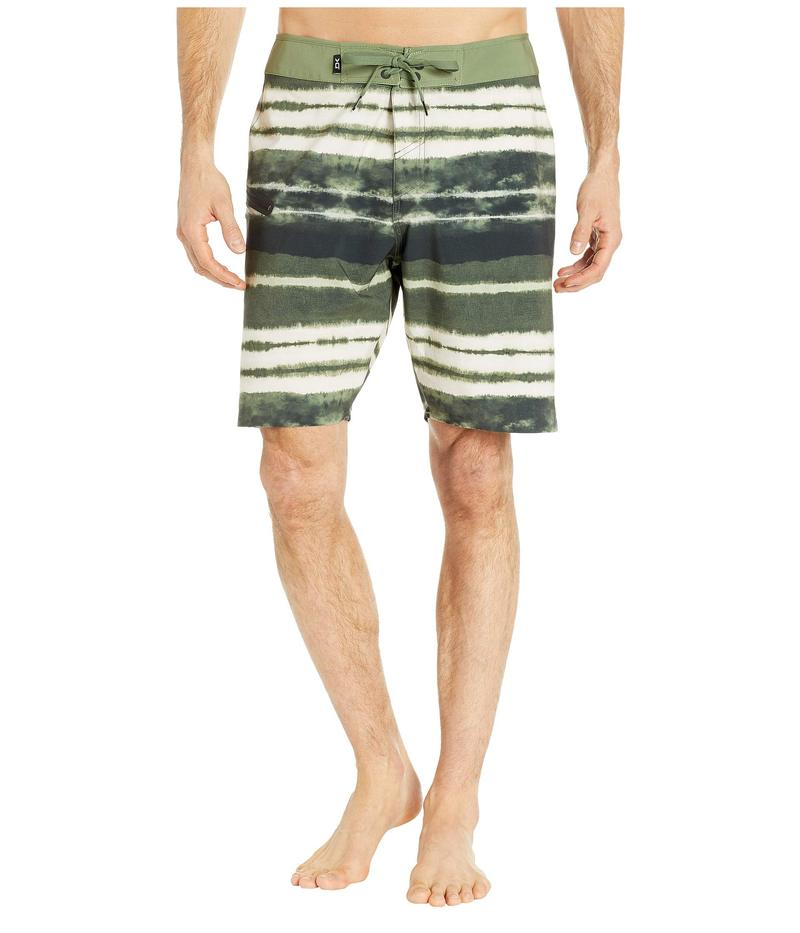 ダカイン メンズ ハーフパンツ・ショーツ 水着 20 Lawai Boardshorts Surplus Resin Stripe