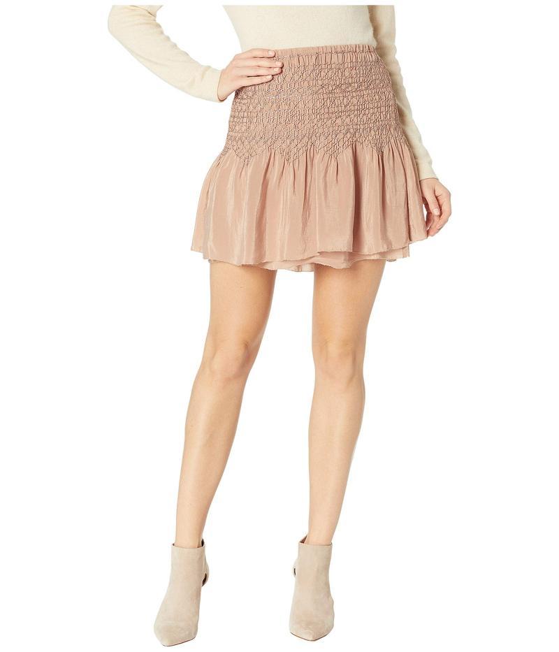フライ レディース スカート ボトムス Cara Skirt Blush