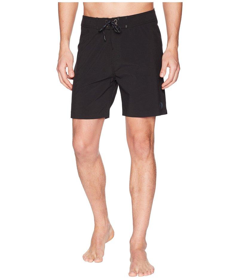 グローブ メンズ ハーフパンツ・ショーツ 水着 Dion Eclipse Boardshorts Black