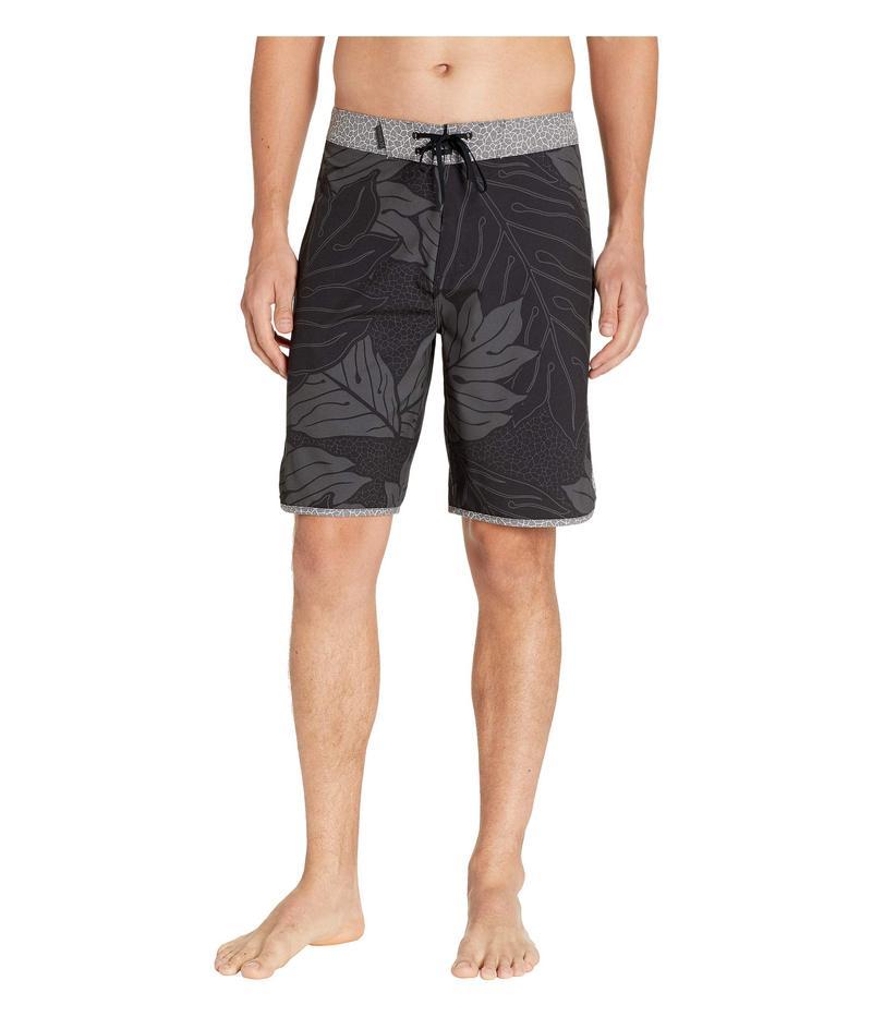 ハーレー メンズ ハーフパンツ・ショーツ 水着 Phantom Sig Zane 18 Boardshorts Black