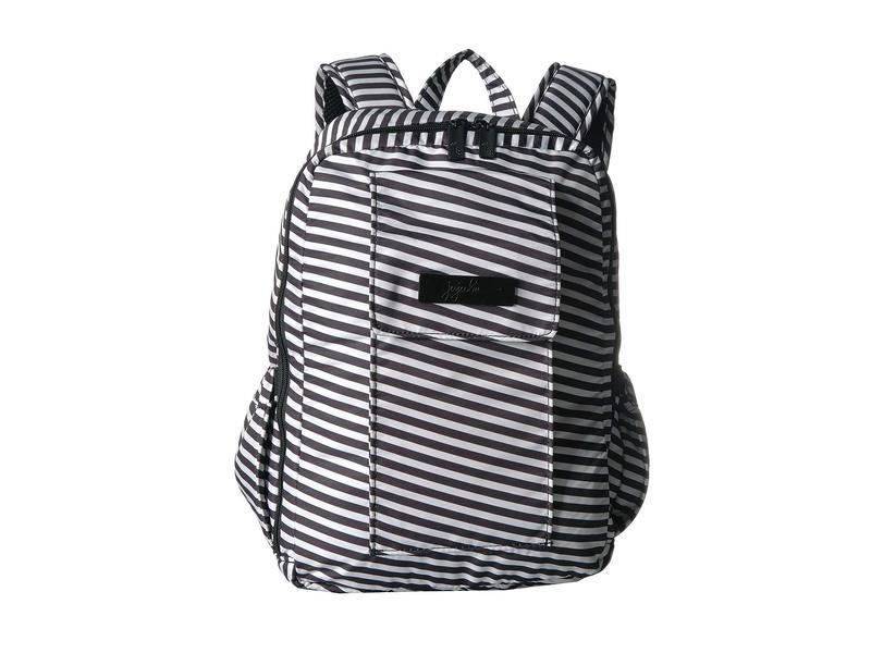 ジュジュビー レディース マザーズバッグ バッグ Onyx MiniBe Small Backpack Black Magic