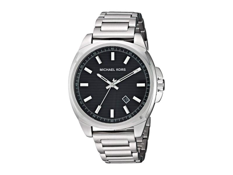 マイケルコース メンズ 腕時計 アクセサリー Bryson - MK8633 Silver