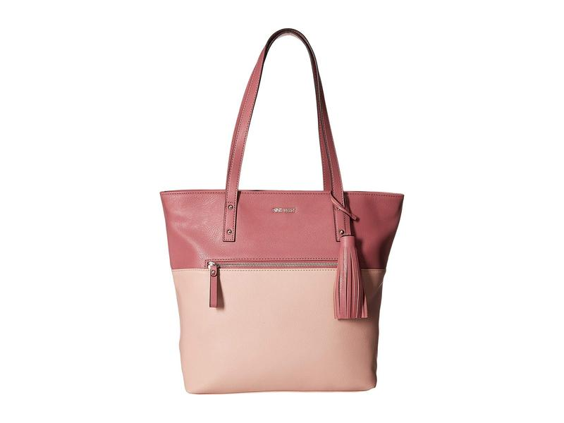 ナインウェスト レディース ハンドバッグ バッグ California Casual Tote Modern Pink/Peony