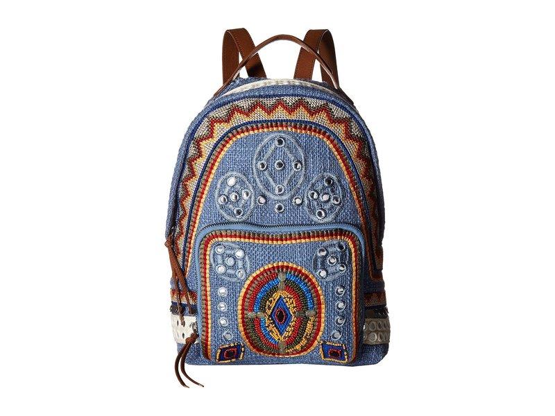 サムエデルマン レディース バックパック・リュックサック バッグ Rashida Backpack Denim Multi