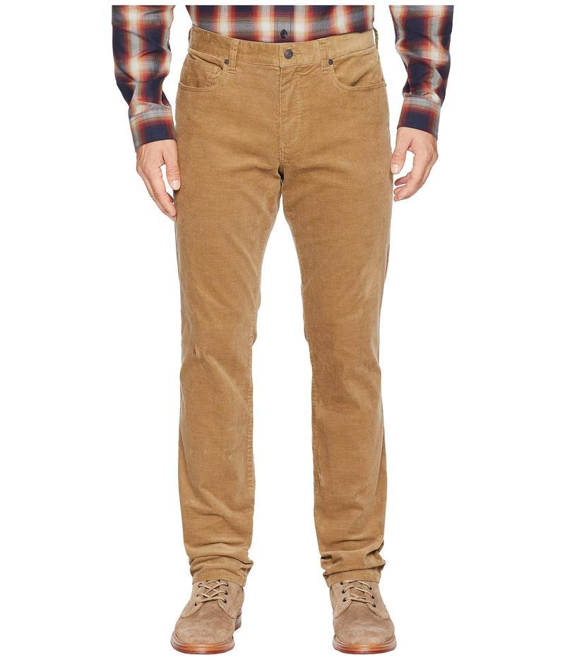 ヴィンス メンズ カジュアルパンツ ボトムス Heizer Five-Pocket Courduroy Pants Oak