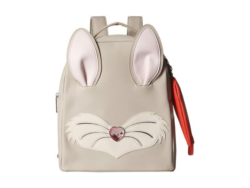 ベッツィジョンソン レディース バックパック・リュックサック バッグ Bunny Backpack Grey Multi