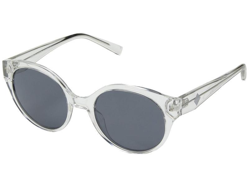 コールハーン レディース サングラス・アイウェア アクセサリー CH7076 Crystal Clear/Grey