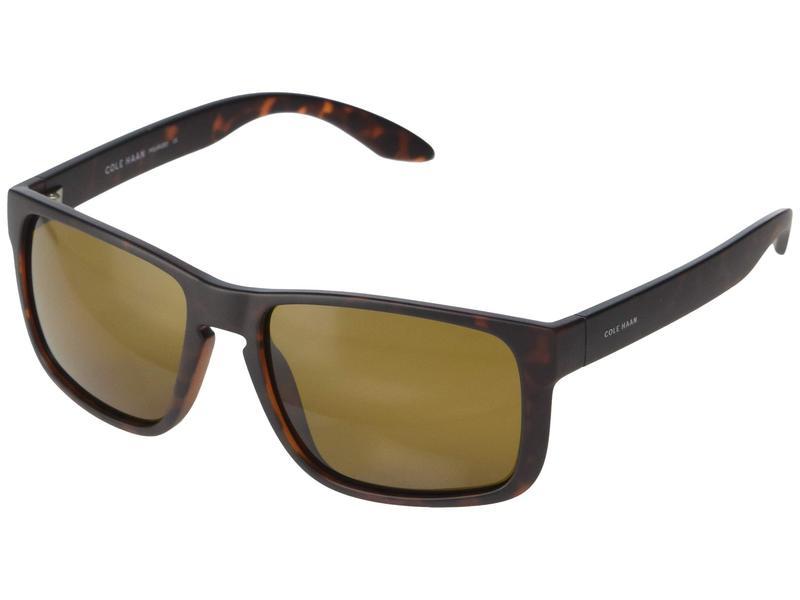 コールハーン メンズ サングラス・アイウェア アクセサリー CH6075 Matte Dark Tortoise