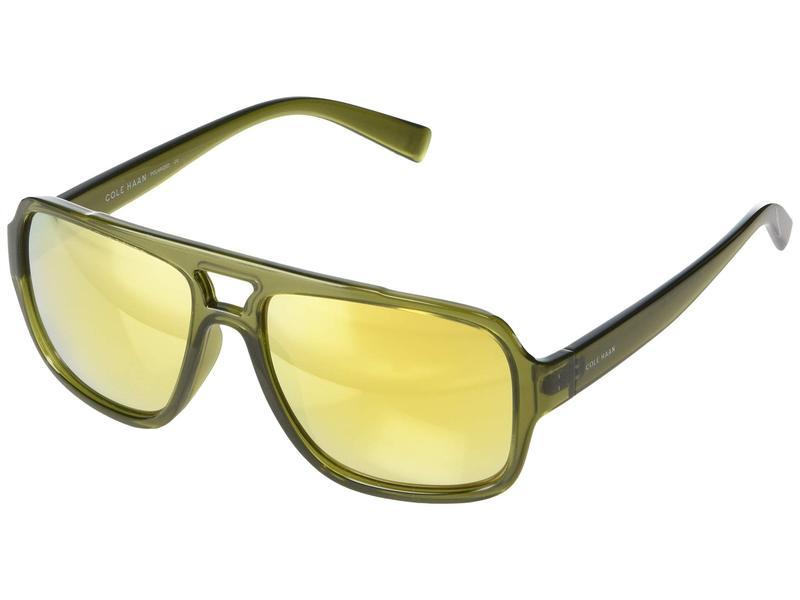 コールハーン メンズ サングラス・アイウェア アクセサリー CH6078 Olive