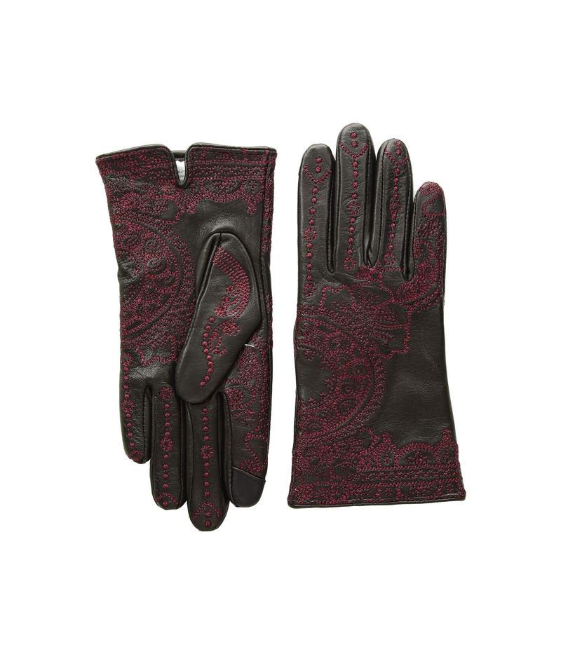 エコーデザイン レディース 手袋 アクセサリー Lucky Gloves Echo Black