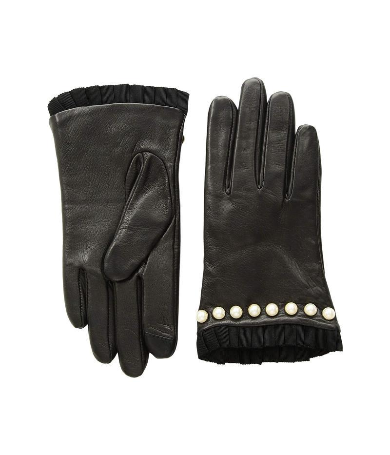エコーデザイン レディース 手袋 アクセサリー Indian Pearl Gloves Echo Black