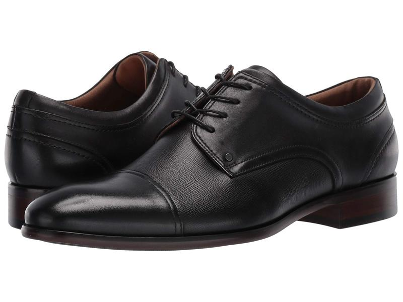 アルド メンズ オックスフォード シューズ Moschetta Black Leather