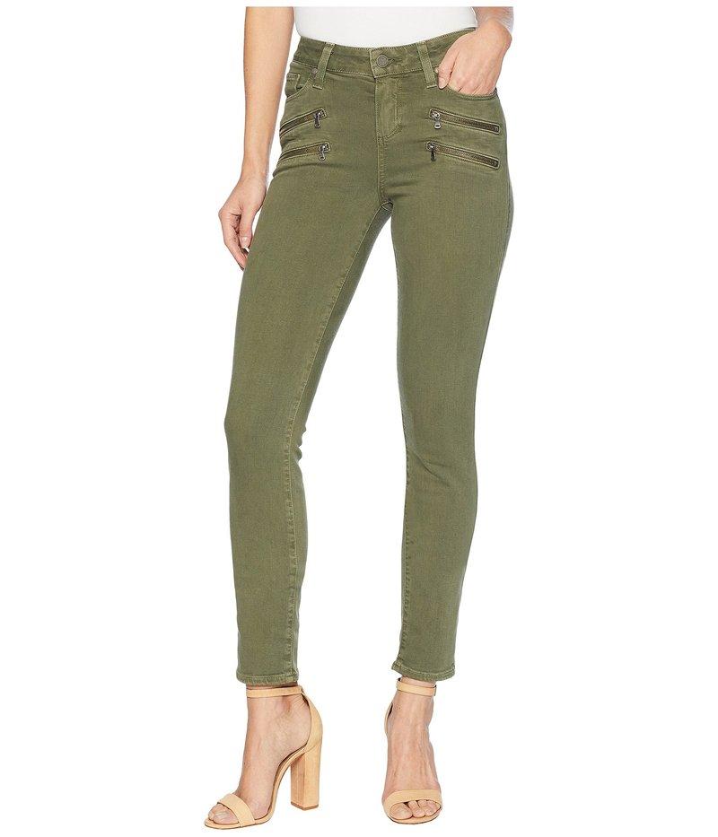 ペイジ レディース デニムパンツ ボトムス Edgemont Ultra Skinny Jeans in Vintage Forest Night Vintage Forest Night