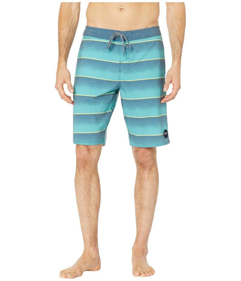 オニール メンズ ハーフパンツ・ショーツ 水着 Tidelines Cruzer Boardshorts Dark Blue