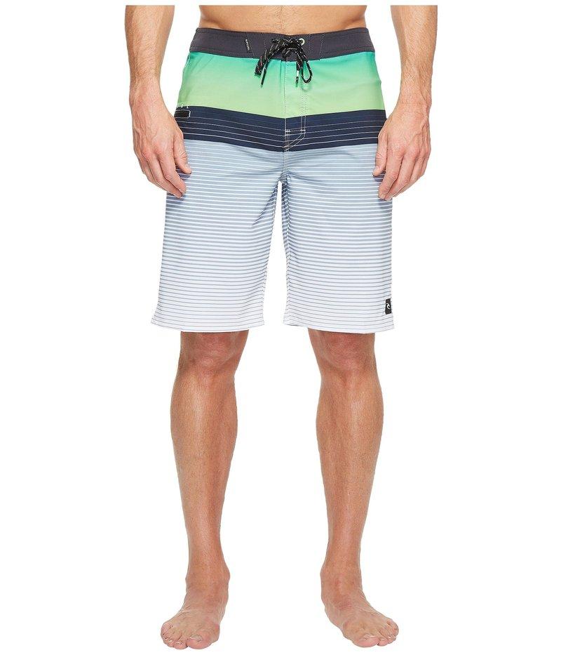 リップカール メンズ ハーフパンツ・ショーツ 水着 Mirage Edge Boardshorts Grey