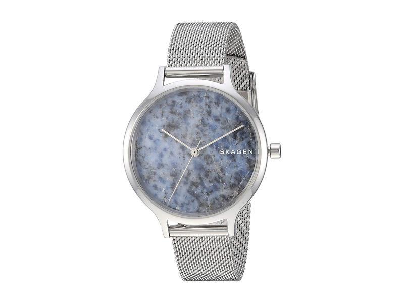 スカーゲン レディース 腕時計 アクセサリー Anita - SKW2718 Silver