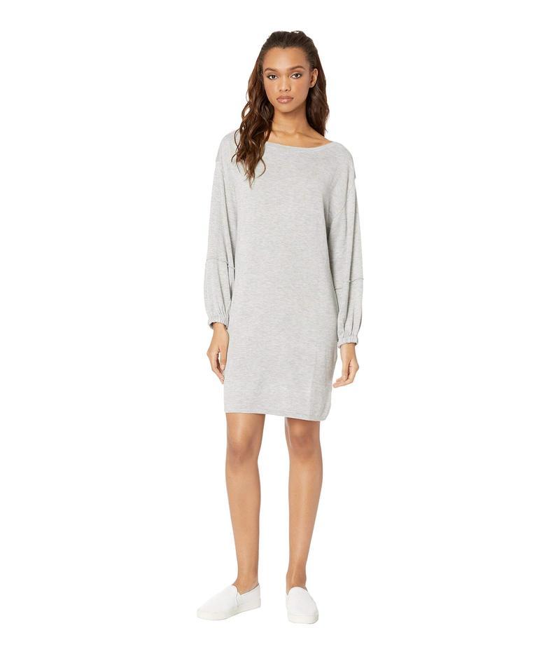 スプレンディット レディース ワンピース トップス Nova Cashmere Blend Sweater Dress Light Grey