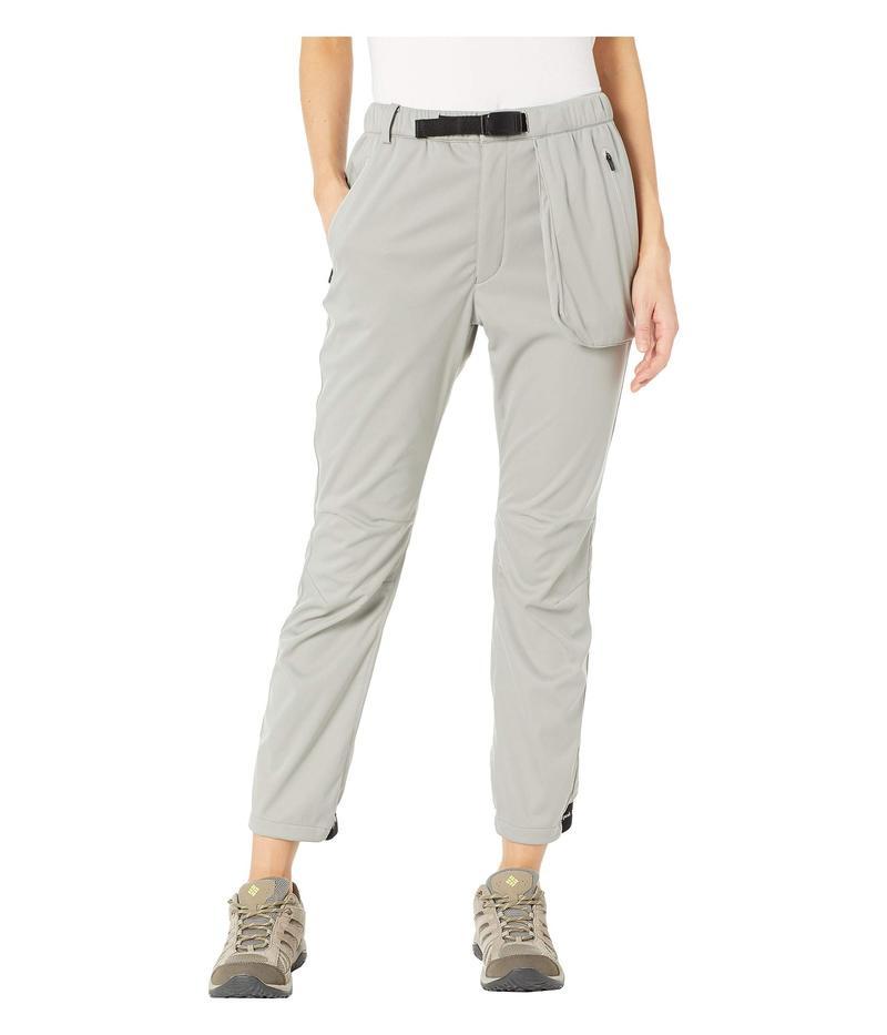 スノーピーク レディース カジュアルパンツ ボトムス 3L Softshell Pants Grey