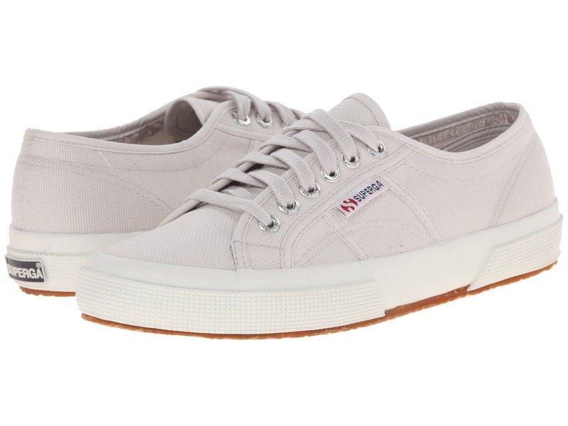 スペルガ メンズ スニーカー シューズ 2750 COTU Classic Sneaker Grey Seashell