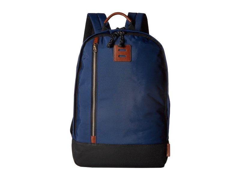 フォッシル メンズ バックパック・リュックサック バッグ Sportsman Backpack Navy 1