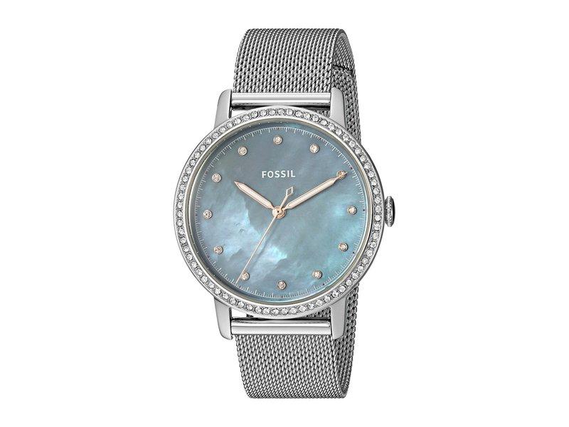 フォッシル レディース 腕時計 アクセサリー Neely - ES4313 Silver
