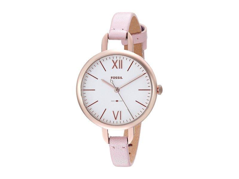 フォッシル レディース 腕時計 アクセサリー Annette - ES4360 Pink