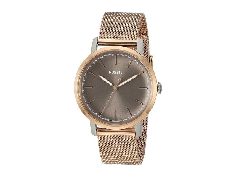 フォッシル レディース 腕時計 アクセサリー Neely - ES4468 Rose Gold