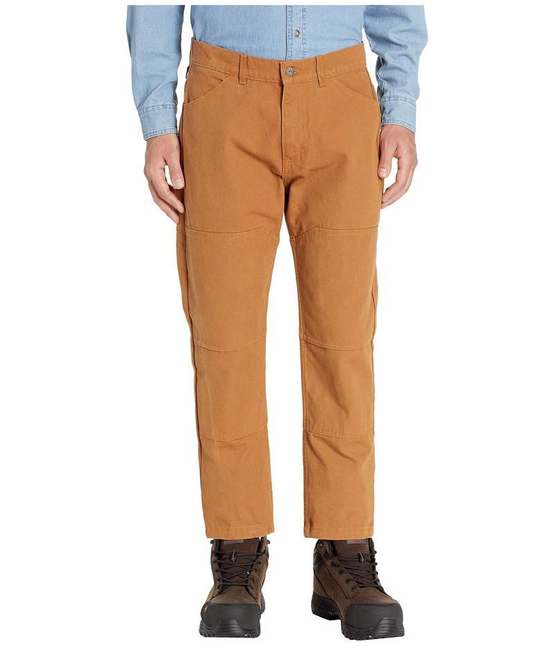 アイアン&レジン メンズ カジュアルパンツ ボトムス Union Work Pants Union Brown