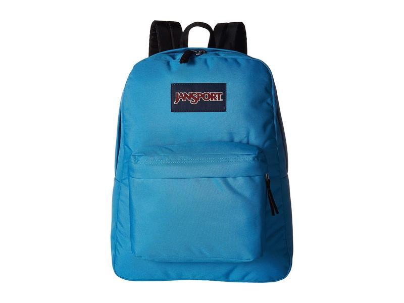 ジャンスポーツ メンズ バックパック・リュックサック バッグ SuperBreak Coastal Blue