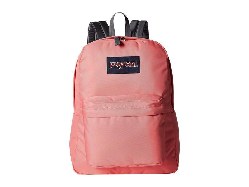 ジャンスポーツ メンズ バックパック・リュックサック バッグ SuperBreak Strawberry Pink