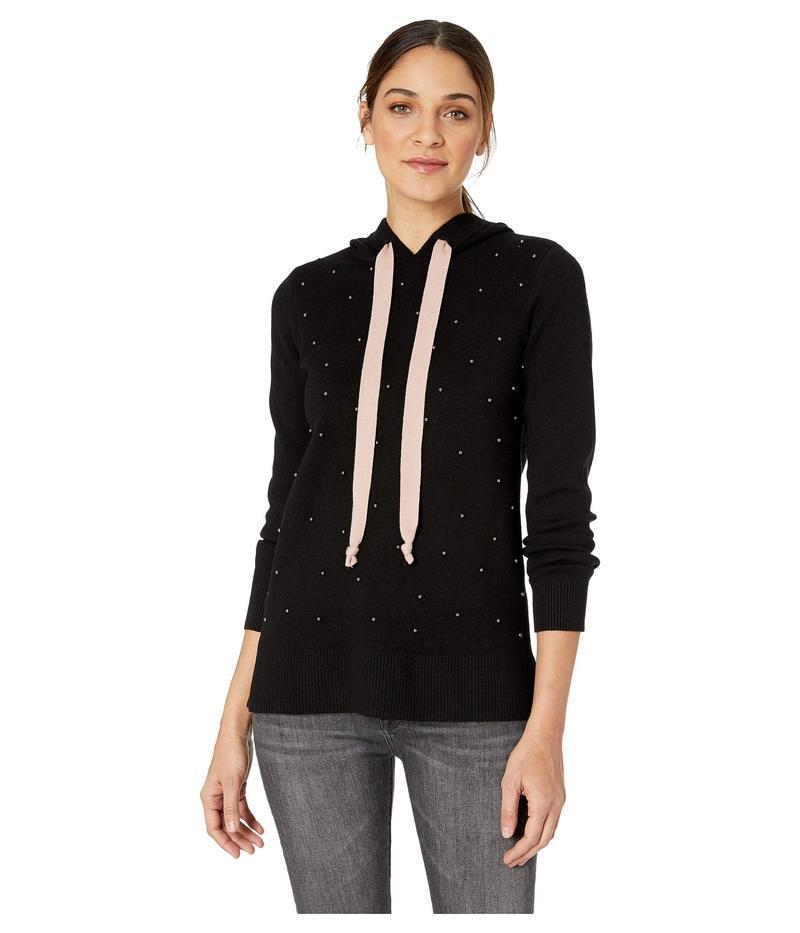 ケンジー レディース ニット・セーター アウター Comfy Viscose Blend Sweater KS1K5916 Black
