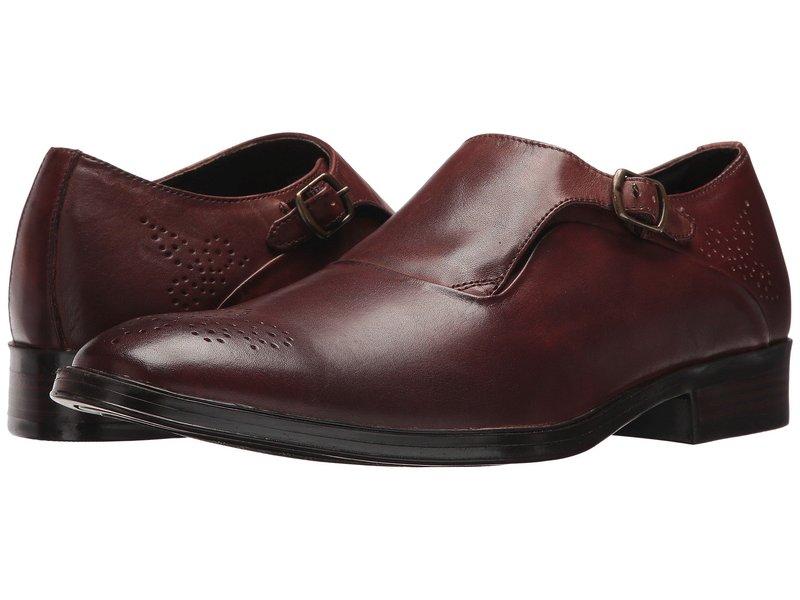 マークネイソン メンズ オックスフォード シューズ Traditional Dress - Lasky Red/Brown
