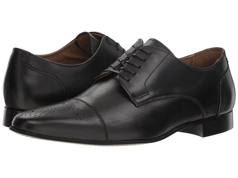 アルド メンズ オックスフォード シューズ Reciso Black Leather