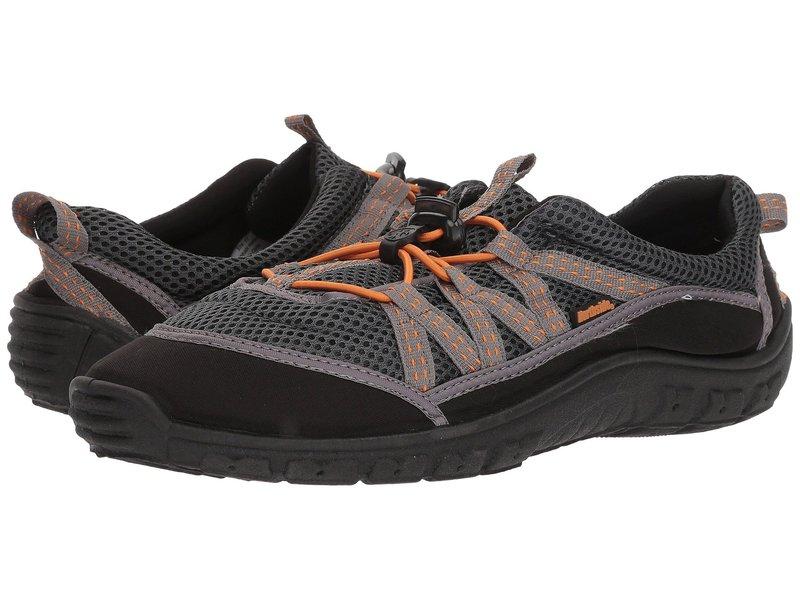 ノースサイド メンズ スニーカー シューズ Brille II Water Shoe Gray/Orange