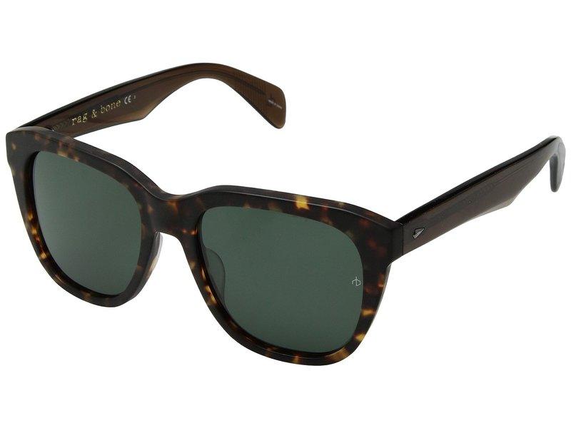 ラグアンドボーン メンズ サングラス・アイウェア アクセサリー RNB5001/S Matte Havana/Green