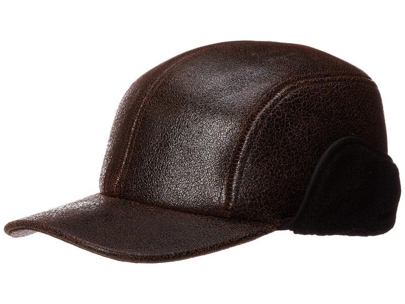 ラグアンドボーン レディース 帽子 アクセサリー Pilot Cap Black Shearling