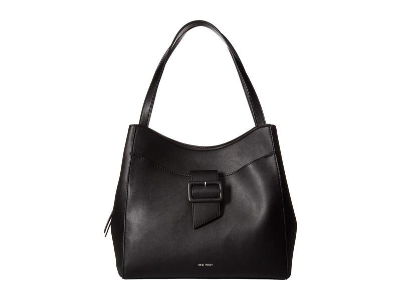 ナインウェスト レディース ハンドバッグ バッグ Cypress Jetset Shoulder Bag Black