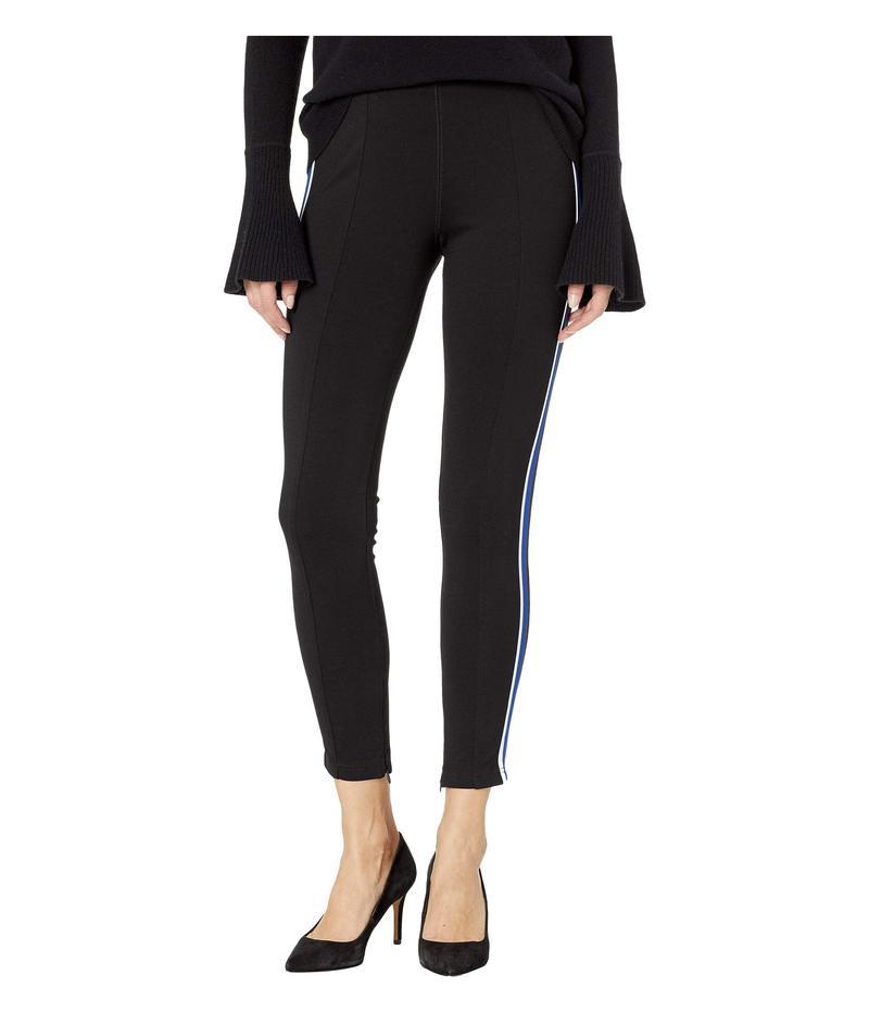 サンクチュアリー レディース カジュアルパンツ ボトムス Track Sport Stripe Pants Black/Sport Stripe