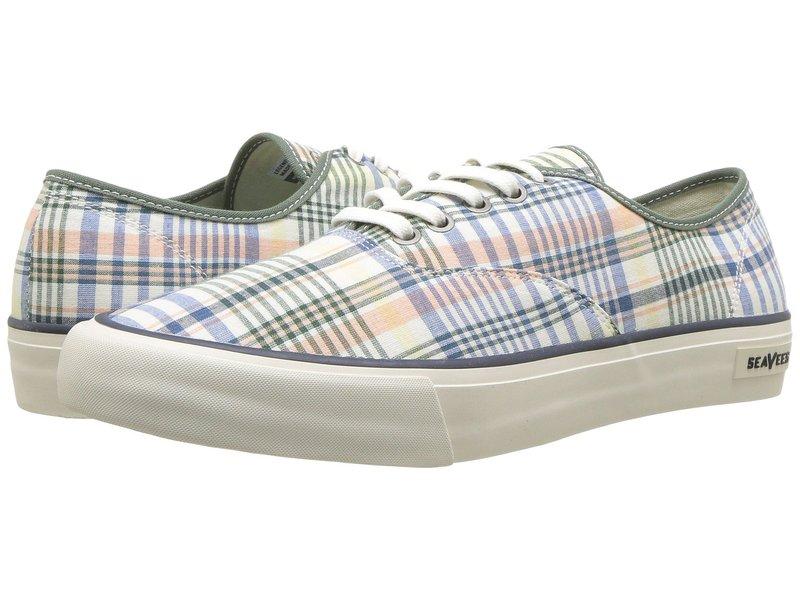 シービーズ メンズ スニーカー シューズ Legend Sneaker Madras Sage
