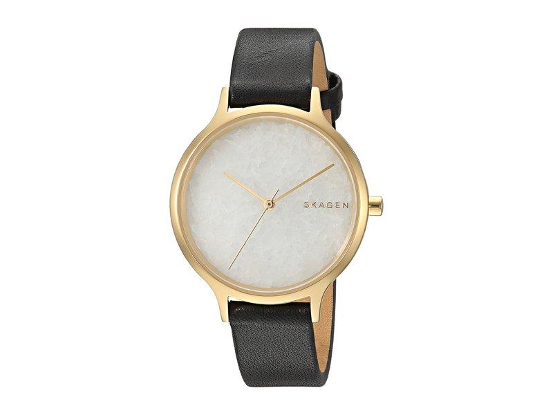 スカーゲン レディース 腕時計 アクセサリー Anita - SKW2671 Black