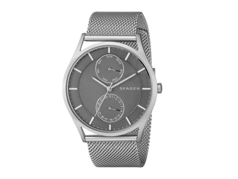 スカーゲン メンズ 腕時計 アクセサリー Holst Silver