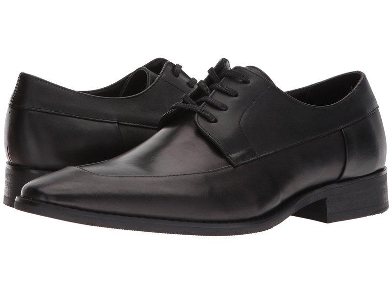カルバンクライン メンズ オックスフォード シューズ Rambert Black Dress Calf
