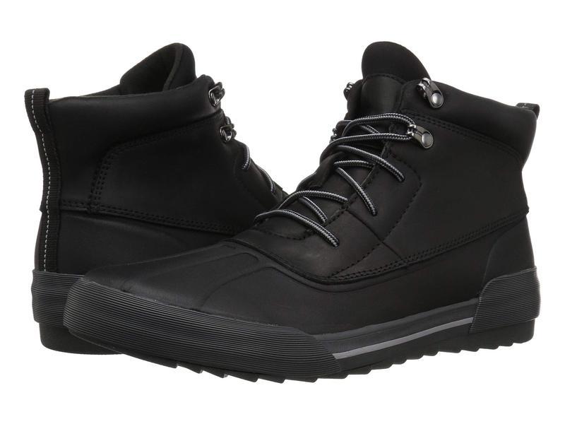 クラークス レディース ブーツ・レインブーツ シューズ Gilby McKinley Black Leather