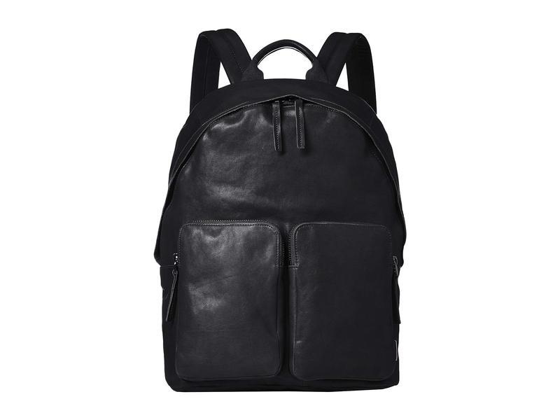 エコー メンズ バックパック・リュックサック バッグ Casper Backpack Black