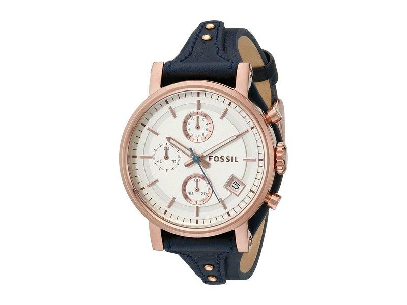フォッシル レディース 腕時計 アクセサリー Original Boyfriend - ES3838 Blue