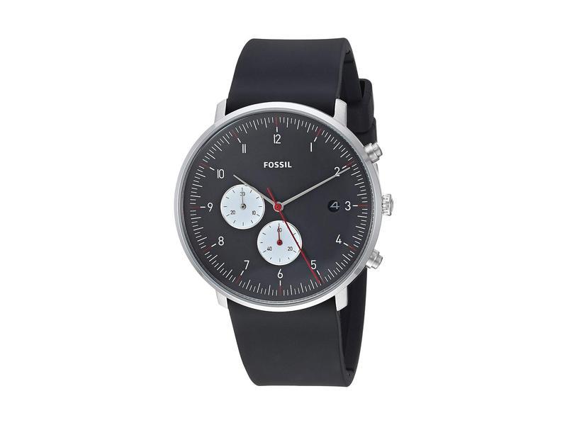 フォッシル メンズ 腕時計 アクセサリー Chase - FS5484 Black