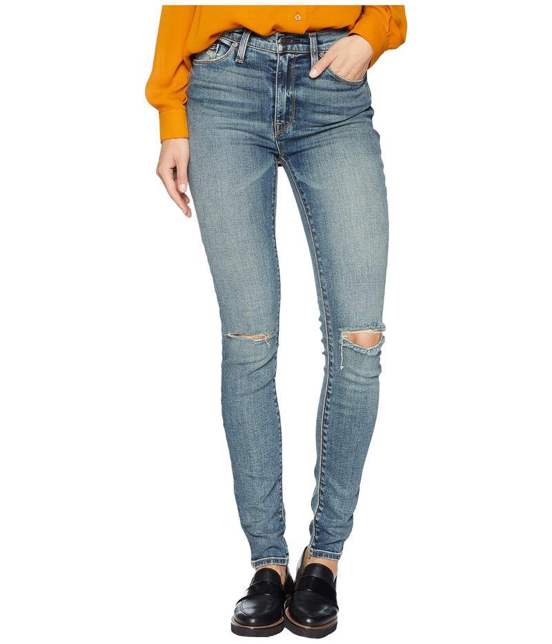 ハドソン レディース デニムパンツ ボトムス Barbara High-Waist Skinny Jeans in Colima Road Colima Road