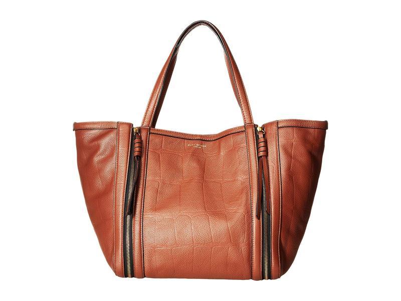 カートジェイガーロンドン レディース ハンドバッグ バッグ Leather Jane Shopper Rust