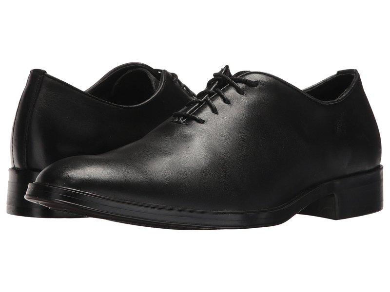 マークネイソン メンズ オックスフォード シューズ Traditional Dress - Hopper Black
